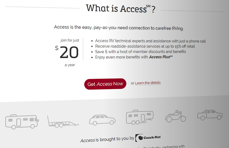 Coach-Net Access